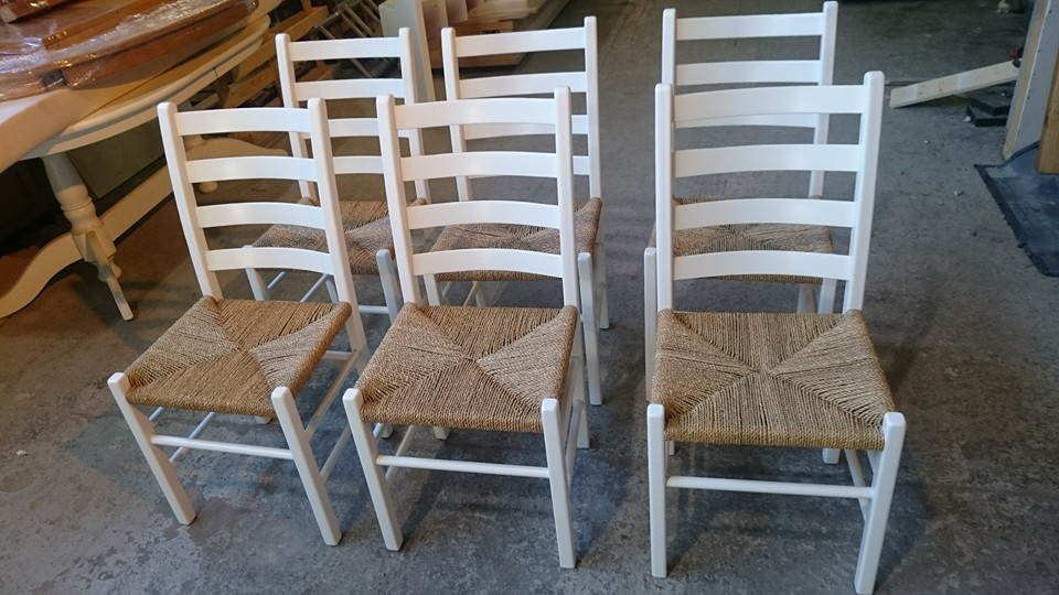 renovering av stoler